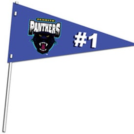 Sports Pennant Giveaways