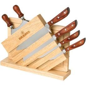 7 Pc Knife Board Set