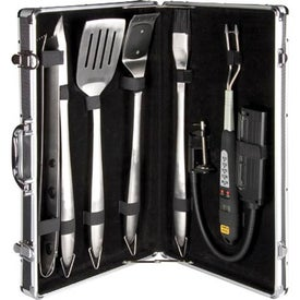 7 Piece Delta BBQ Set for Your Church