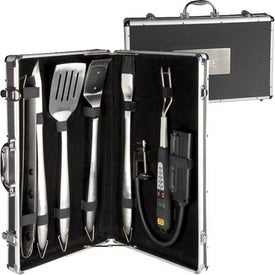 Promotional 7 Piece Delta BBQ Set