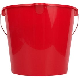 7 Quart Bucket for Your Church
