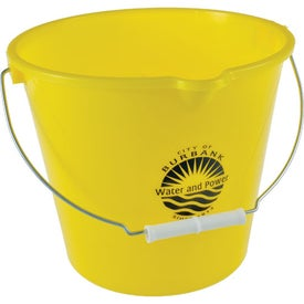 Printed 7 Quart Bucket