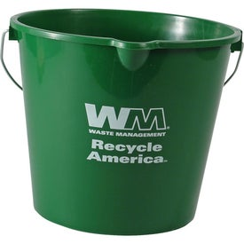 8 Quart Bucket - Recycled