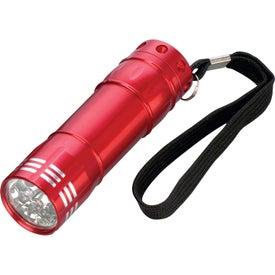 8 LED Flashlight for Advertising