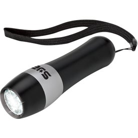 Advertising 9-LED Torch
