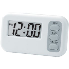 99 Minute Countdown Timer with Your Logo