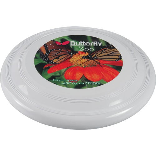 White Flying Disc