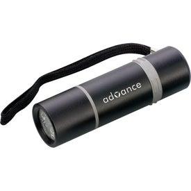 Personalized 9 LED Flashlight