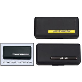 Company Mini Mag-Lite with Mag-Lite Solitaire