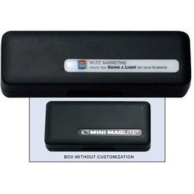Branded Mini Mag-Lite Flashlight