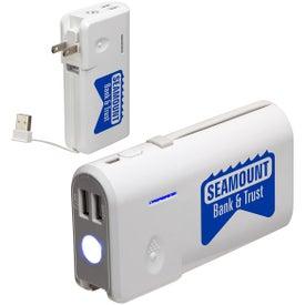 AC to USB Multifunction 9000 mAh Power Bank