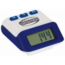 Accent Pedometer for Your Church