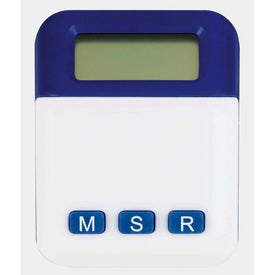 Accent Pedometer with Your Logo