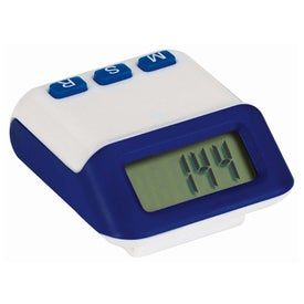 Customized Accent Pedometer