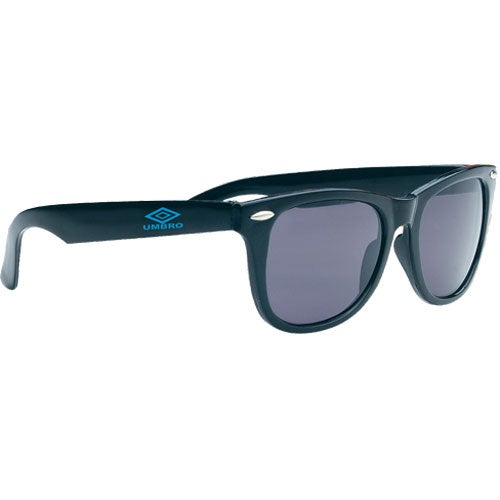 Black Frame with Smoke Lenses Acetate Sunglasses
