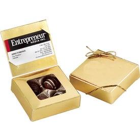 Monogrammed Adagio Gift Box