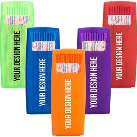 Adhesive Bandage Dispenser