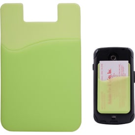 Adhesive Card Pocket for Smartphones