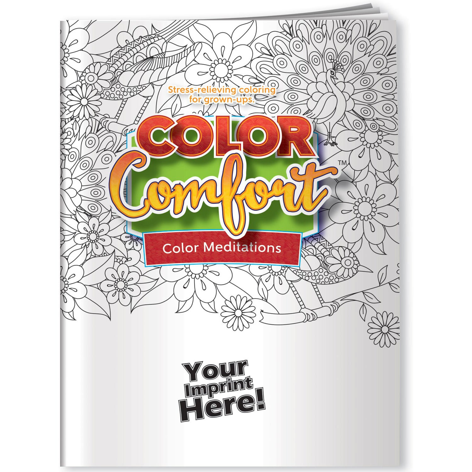 Printing Custom Coloring Book Pages