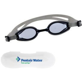 Personalized Adult Sport Swim Goggles