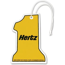 Paper Air Fresheners Imprinted with Your Logo