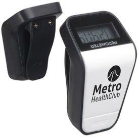 Custom Air Weight Pedometer