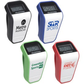 Printed Air Weight Pedometer