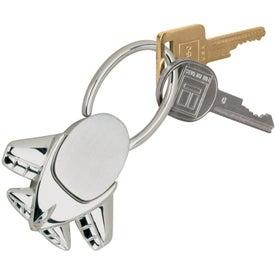 Airplane Twist-Lock Key Holder Giveaways