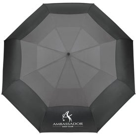 Advertising Albion Large Size Folding Umbrella