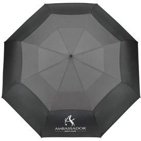 Advertising Albion Large Size Folding Umbrella