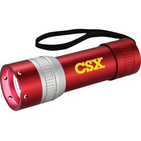 Aldrin Flashlight Imprinted with Your Logo