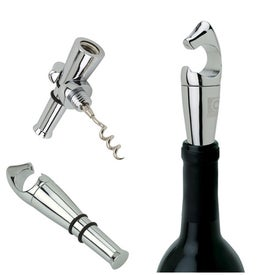 Alexandrov Bottle Stopper 3 In 1