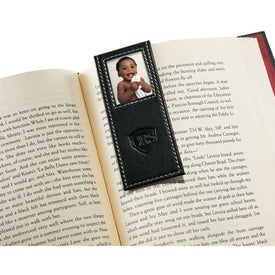 Alicia Klein Magnetic Bookmark Printed with Your Logo