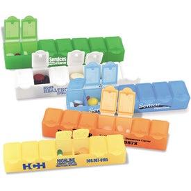 """Big 7 All-Week Pill Box 7"""""""