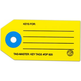 All Purpose Ident Tag with Ring