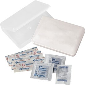 Aloe First Aid Kit with Your Logo