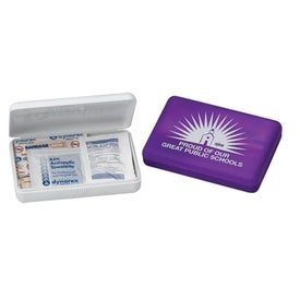 Printed Aloe First Aid Kit