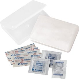 Promotional Aloe First Aid Kit