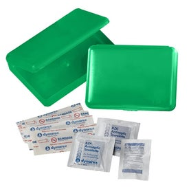 Custom Aloe First Aid Kit