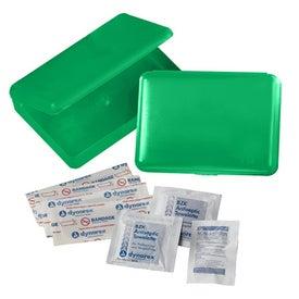 Custom Aloe First Aid Kit
