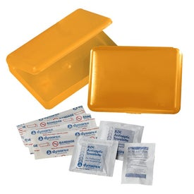 Aloe First Aid Kit Branded with Your Logo