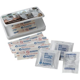 Aloe First Aid Kit (Digitally Printed)