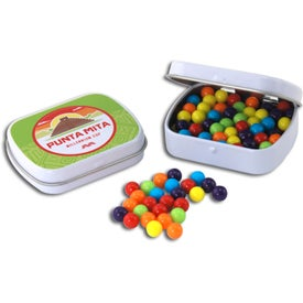 Alpine Candy Filled Tin for Marketing