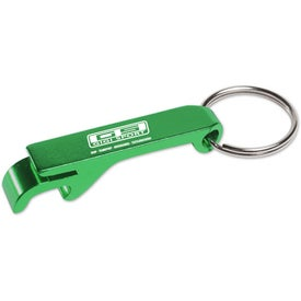 Aluminum Beverage Wrench for Advertising