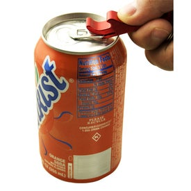 Aluminum Bottle and Can Opener for Marketing