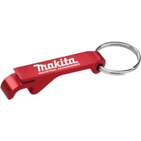 Aluminum Bottle/Can Opener for Your Church