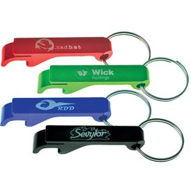 Personalized Aluminum Bottle Opener