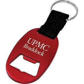 Aluminum Bottle Opener Printed with Your Logo