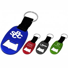 Branded Aluminum Bottle Opener