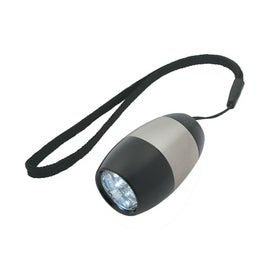 Aluminum Brite Torch With Strap Branded with Your Logo